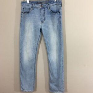 American Eagle flex jeans